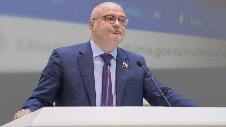 Красноярского сенатора Клишаса назвали одним из главных лоббистов чужих интересов в Совете Федерации