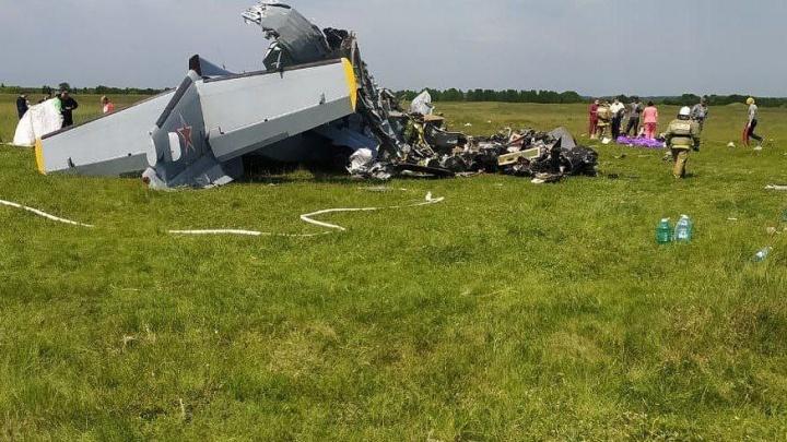 Крушение самолета в Танае: комментарий губернатора