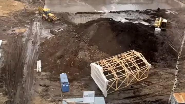 Аварийные работы на «тысячнике» в Архангельске завершены