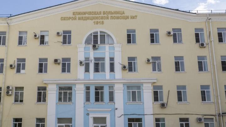 Психоз и коронавирус: в волгоградском облздраве рассказали подробности пожара в больнице №7