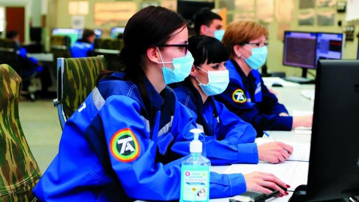 На ТОАЗ стартовала добровольная прививочная кампания