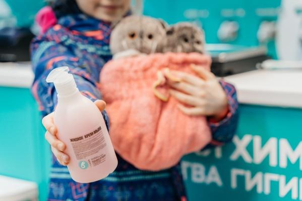 «Белый кролик» запустил новый формат продажи бытовой химии и средств гигиены — интернет-магазин