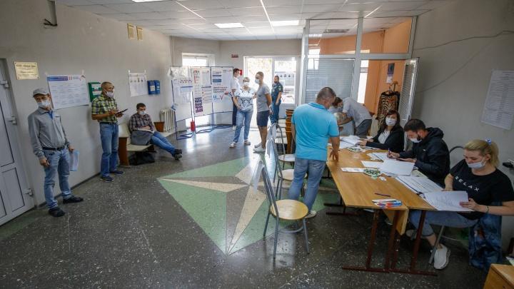 Участки Ростовской области примут избирателей из ЛНР и ДНР