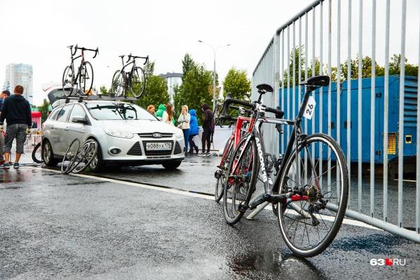 Сейчас велодорожки есть на главных магистралях и в прогулочных зонах