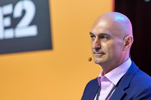 Андрей Патока был заместителем генерального директора Tele2 по продукту, маркетингу и развитию федеральных клиентов