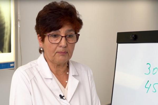 Профессор Аида Бабаева рассказала, к чему может привести банальная боль в спине