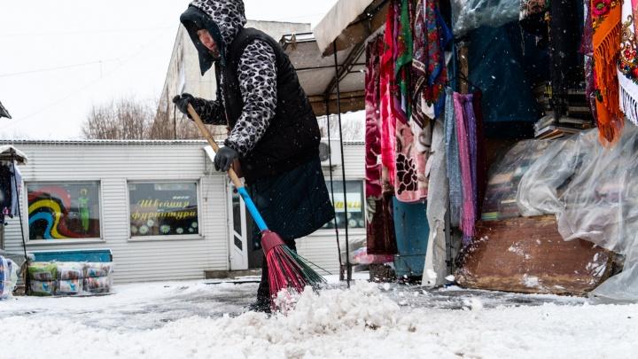 Омские синоптики дали неутешительный прогноз на пятницу