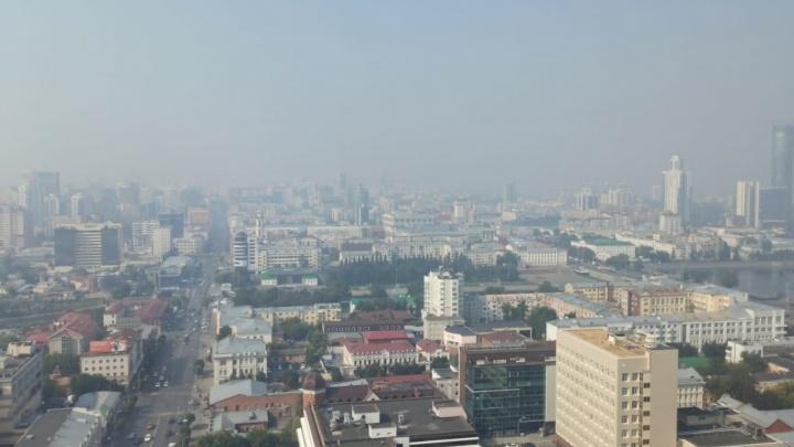 Закрывайте окна! Синоптики объявили предупреждение из-за смога