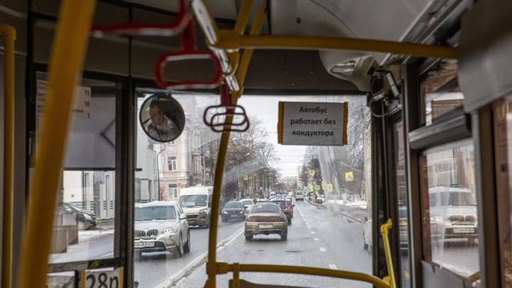 В Ярославле построят транспортно-пересадочные узлы и выделенные полосы: когда и где