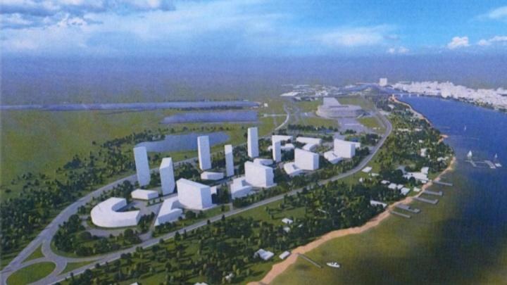 Участок восточнее «Ростов Арены» станет гигантским жилмассивом