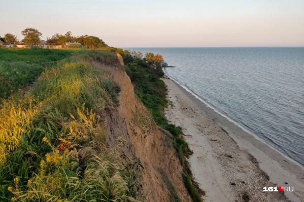 Азовское море стало более соленым, и этот процесс продолжается