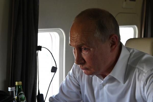 Челябинскую область президент воочию не видел два года