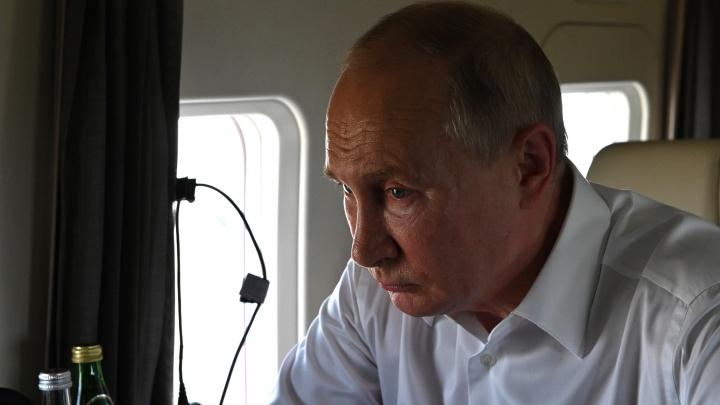 Путин посетил Челябинскую область. Максимально коротко — о его визите