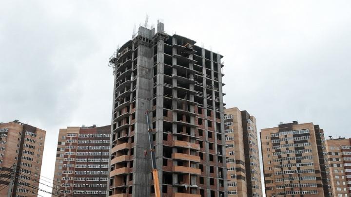 В Перми достроят один из домов ЖК «Триумф»