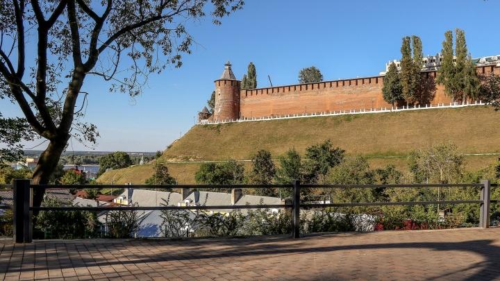 Где уже можно погулять в Нижнем Новгороде? Смотрим на новые благоустроенные территории
