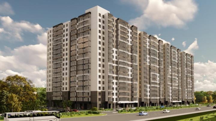 Система распознавания лиц и дизайнерские холлы: начались продажи квартир в доме на Докучаева, 23