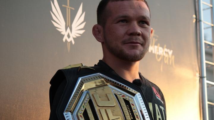 UFC проведет бой-реванш Петра Яна и Алджамейна Стерлинга