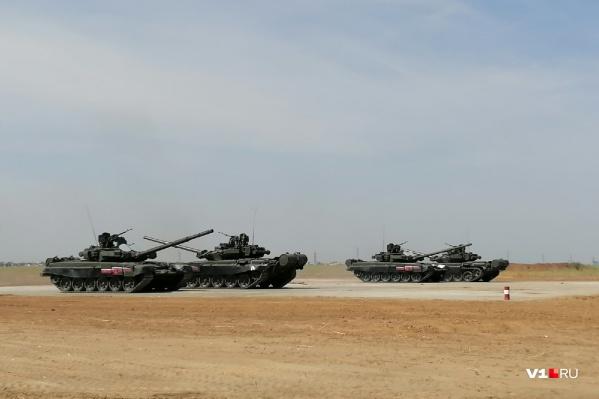 Вальсирующие танки