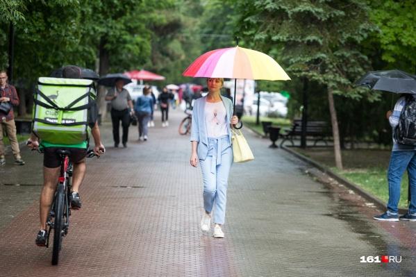 Вы готовы к майским дождям?