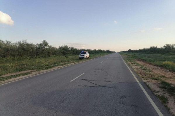 Авария произошла на трассе Самара — Энгельс — Волгоград