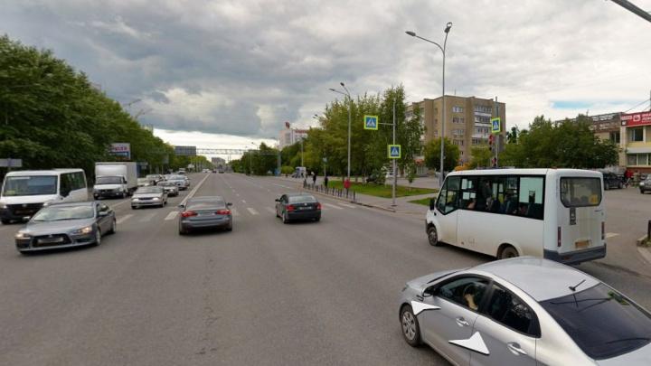 В Тюмени запретят левые повороты на пяти перекрестках. Публикуем схемы и пути объезда