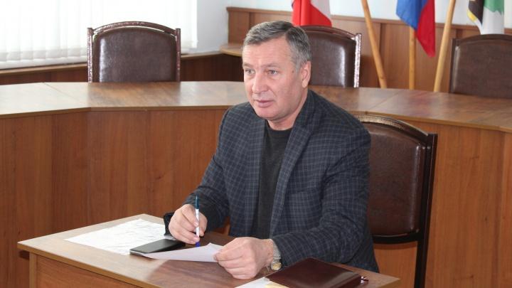 Глава Полтавского района вернул в бюджет 1,4миллиона рублей, которые выдал себе ввиде премий