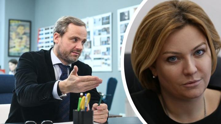 «Ее заявления — вынужденная риторика». Директор киностудии, которого грозятся снять, ответил министру