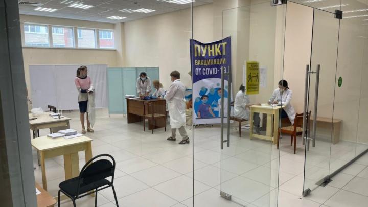 В Минздраве Поморья рассказали, можно ли получить вторую дозу вакцины в другом мобильном пункте