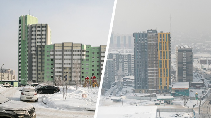 Новостройки этой зимы: какие дома сдаются в Красноярске в ближайшее время