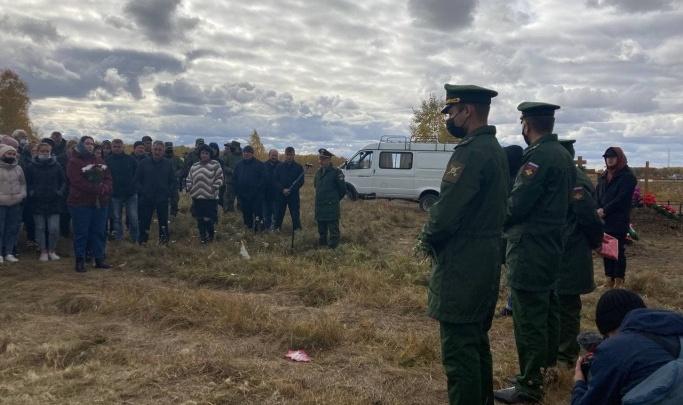 Родные погибшего от удара током тюменского срочника отказались от расследования обстоятельств смерти