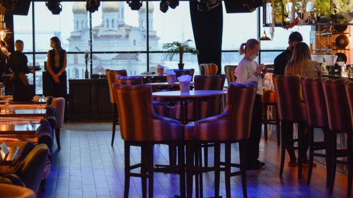 В Поморье введут QR-коды для посещения кафе и развлекательных мероприятий