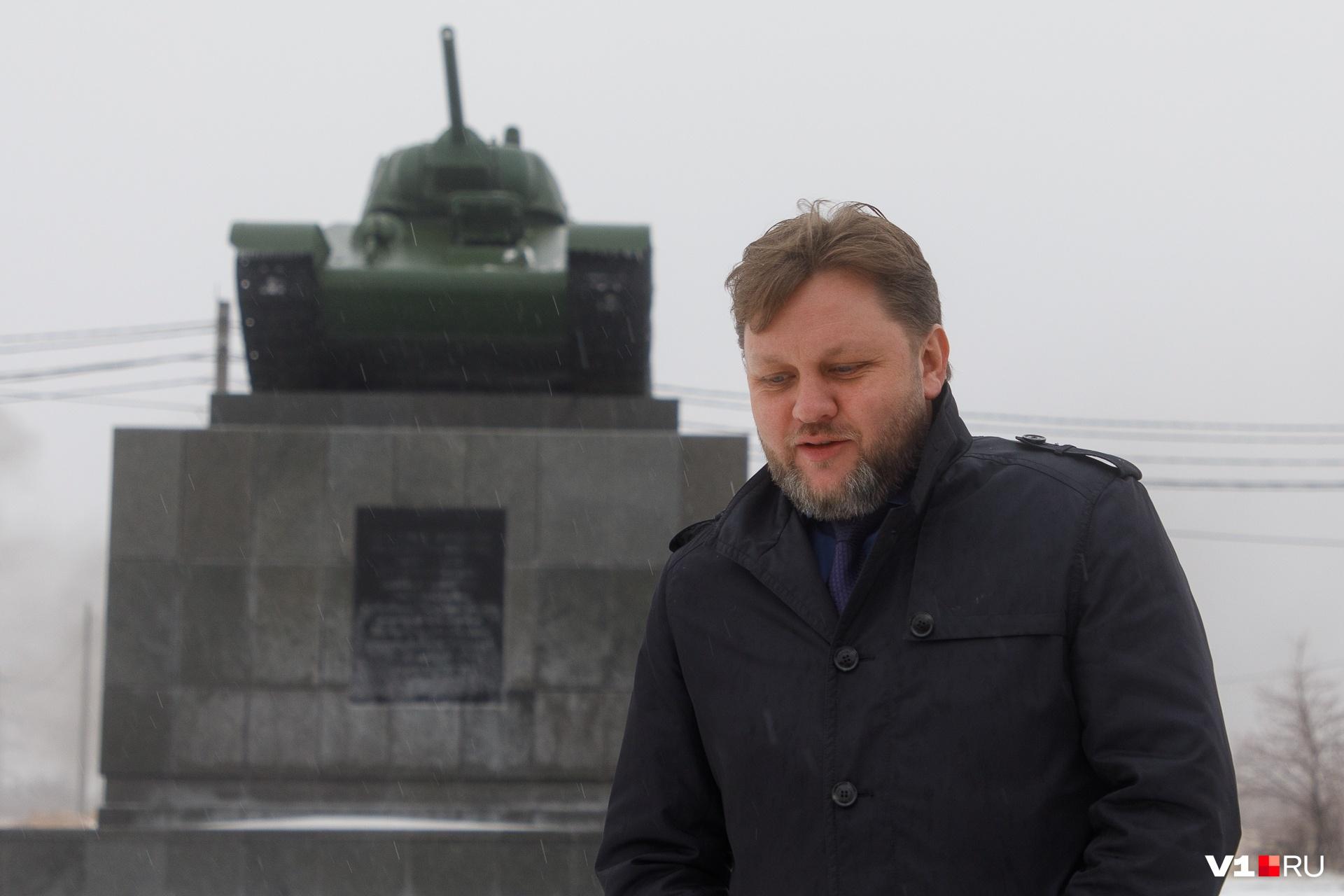 В прошлом году музей-заповедник «Сталинградская битва» занялся решением всех бумажных вопросов