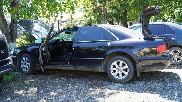 Житель Зауралья купил украденную 17 лет назад в Красноярске иномарку