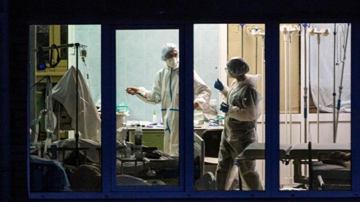 Новый антирекорд: в Новосибирской области за сутки от коронавируса умерли 15 человек