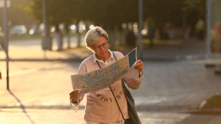 Кемеровчане создали неформальную туристическую карту города. На ней отмечены уникальные объекты Кемерово