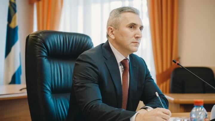 Глава Тюменской области Моор отказался работать депутатом в облдуме
