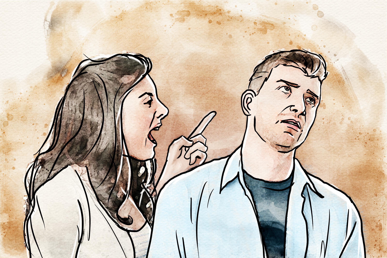 Оксана старалась не доставать мужа расспросами о поиске работы и не давить, но потом ситуация вышла из-под контроля