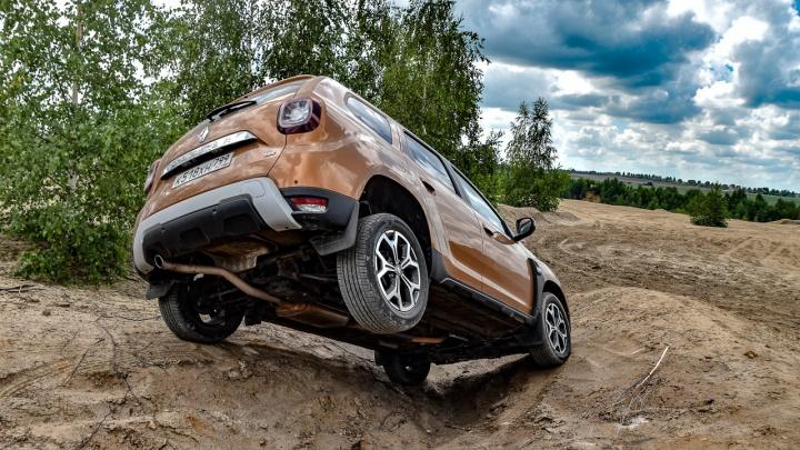 Путь карьериста: разбираемся, топовый Renault Duster — это гламурный пузотер или почти внедорожник