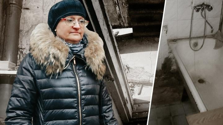 Администрация втридорога купила для слепой ростовчанки квартиру, которая отпугнет любого зрячего
