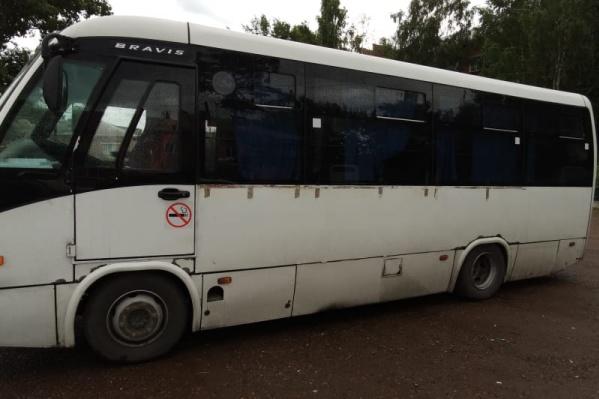 Автобус, в котором всё случилось