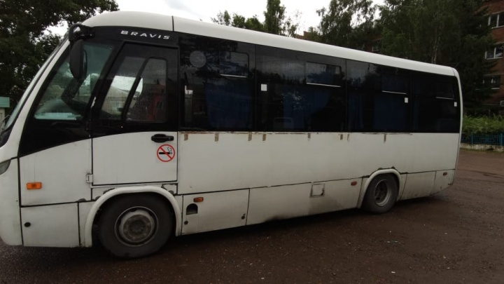 Число пострадавших от нападения в автобусе увеличилось до четырех. Сам нападавший — в реанимации