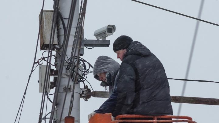 В Новосибирске установят пять новых камер фиксации нарушений ПДД— показываем на карте, где именно