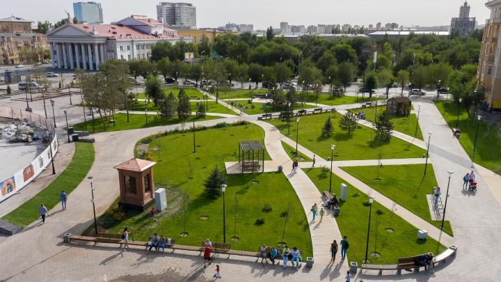 Волгоград назвали некомфортным для жизни городом