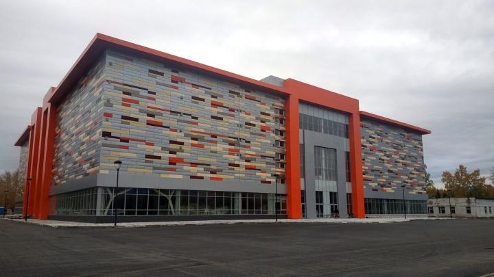 «Кедр» согласовал проект торгового комплекса в омском парке. Ноздание уже построено