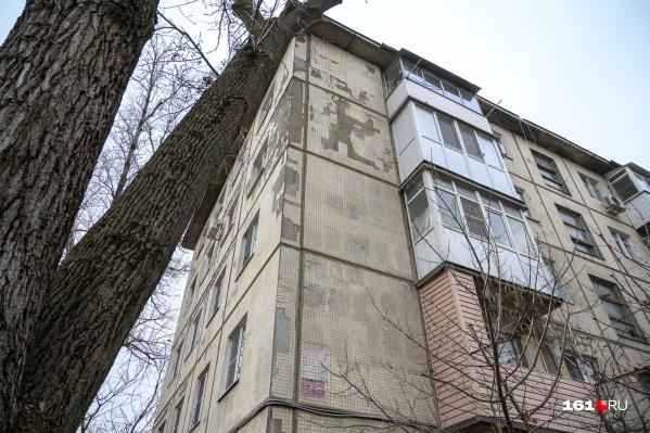 Жильцы пятиэтажки против сноса дома и борются с властями уже год