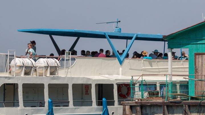 Самарцы смогут купить билеты на пароходы «мимо кассы»