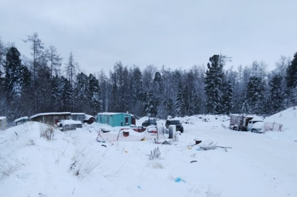 Мусорные полигоны в Октябрьском районе «Югра-Экология» взяла в аренду в 2019 году