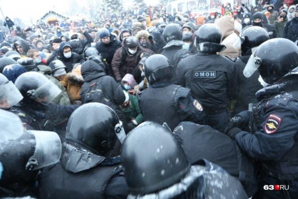 """Акции <nobr class=""""_"""">23 января</nobr> прошли во многих городах России"""