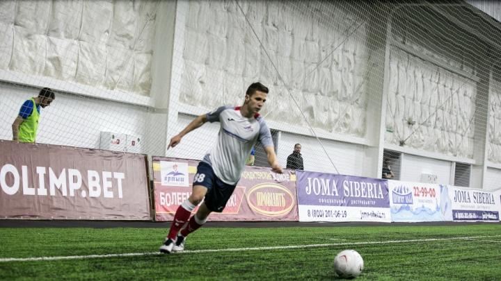 «Иртыш» проиграл первый матч после ухода главного тренера