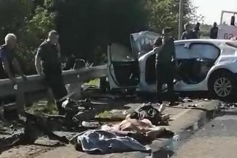 Трое погибших, двое тяжело ранены: страшное ДТП под Волгоградом